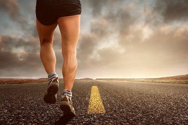 běh pro radost