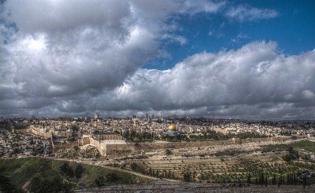 izrael jeruzalém