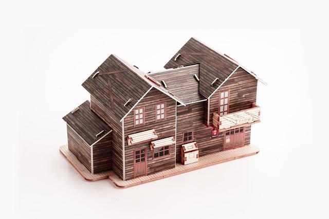 domy na kolečkách