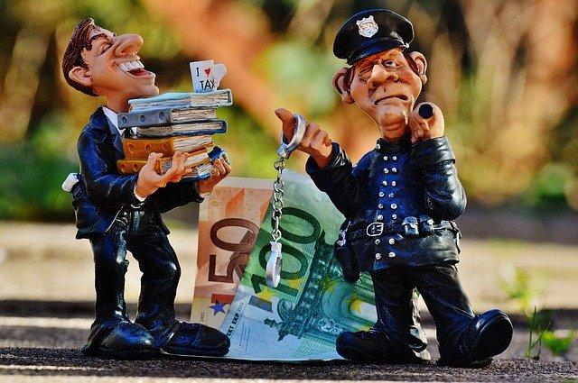 finanční podvod