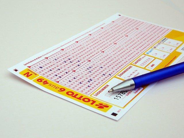 sázenka na Lotto