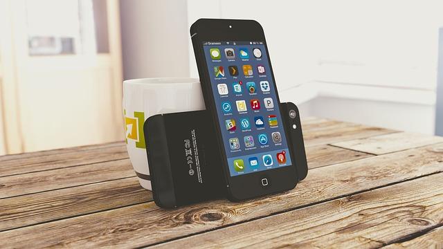 mobil se stojánkem