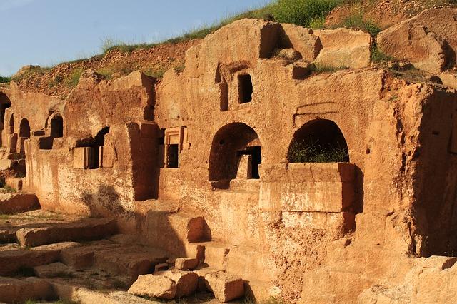 starobylé město mardin