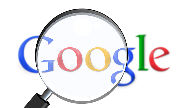lupa nad googlem