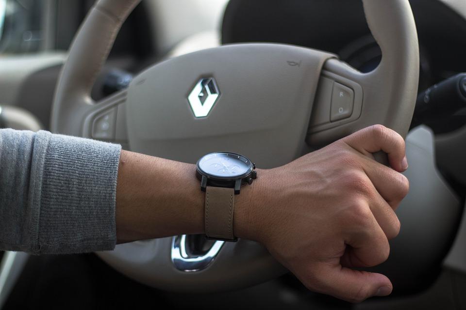 volant Renault